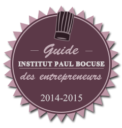 Badge Institut Paul Bocuse